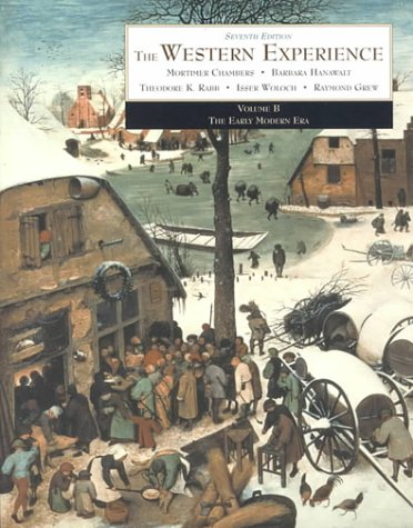 9780070130685: The Western Experience (The Early Modern Era, Volume B)