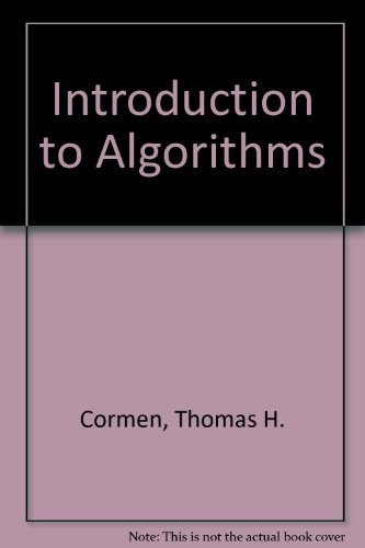 9780070131446: Introduction to Algorithms