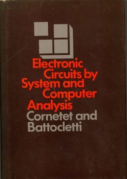 9780070131743: Electronic Circuits by System and Computer Analysis