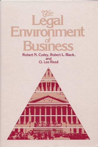 9780070131828: The Legal Environment of Business