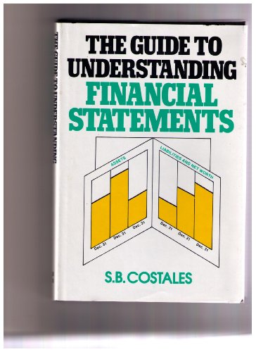 9780070131903: Guide to Understanding Financial Statements