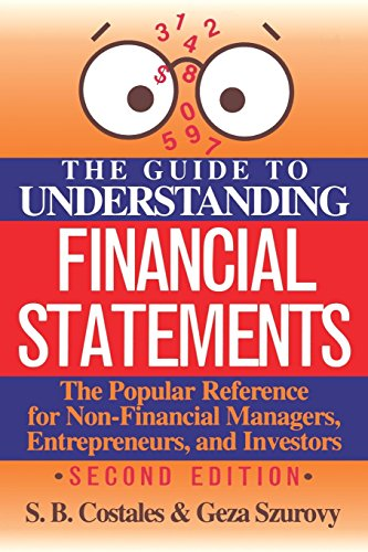 9780070131972: The Guide to Understanding Financial Statements