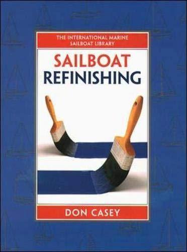 9780070132252: Sailboat Refinishing