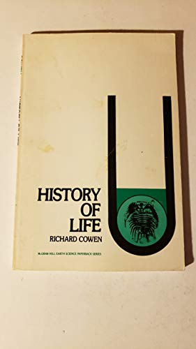 9780070132603: History of Life (McGraw-Hill Earth Science Paperback Series)