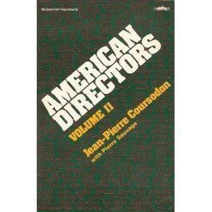 9780070132627: American Directors, Volume 2
