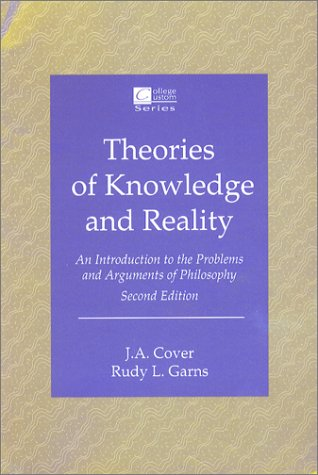 LSC Theories of Knowledge and Reality: J. A. Cover, Rudy L. Garns