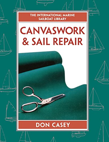 9780070133914: Canvaswork and Sail Repair (International Marine Sailboat Library)