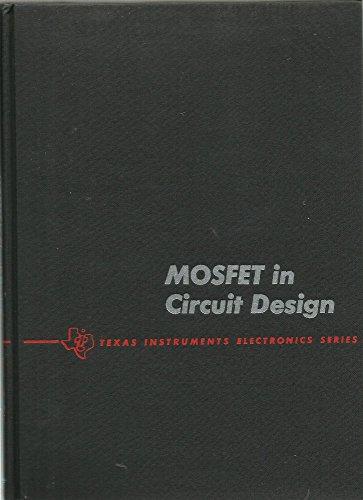 9780070134751: M.O.S.F.E.T. in Circuit Design