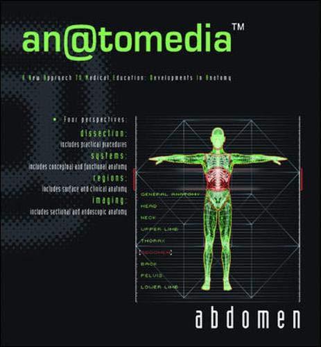 9780070135017: Anatomedia: Abdomen (Australia Healthcare Medical Medical)