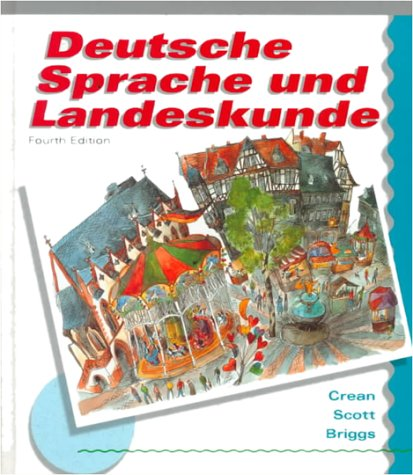 9780070135123: Deutsche Sprache und Landeskunde
