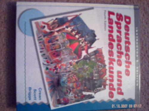 9780070135130: Instructor's Edition: IE Deutsche Und Landeskunde