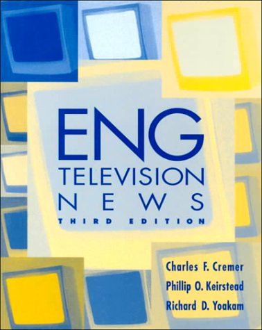 Products Liability Ser Eng Television News by: Richard D. Yoakam