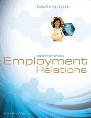 9780070135321: Employment Relations Theory And Practice