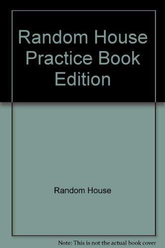 9780070136465: Random House Practice Book Edition