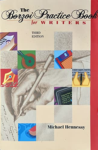 9780070136489: The Borzoi Practice Book for Writers