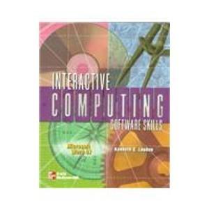 Microsoft Word 97 (Interactive Computing Series): Laudon, Kenneth C.,