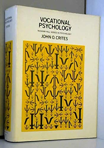 9780070137806: Vocational Psychology (McGraw-Hill series in psychology)