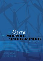 9780070137967: The Opera and Music Theatre Resource Book: Years 7-12