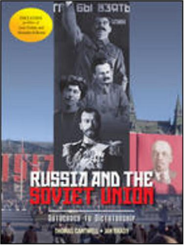 9780070137981: Russia and the Soviet Union: Autocracy to Dictatorship