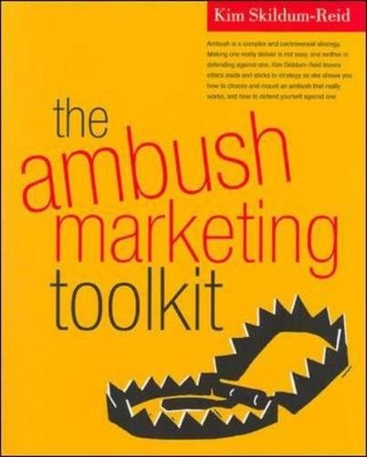 9780070138087: Ambush Marketing Toolkit