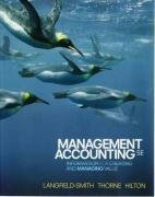 9780070139039: Management Accounting