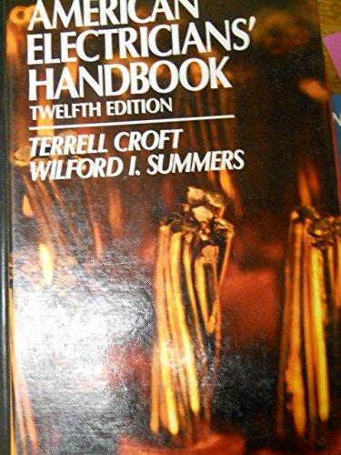9780070139336: American Electricians Handbook