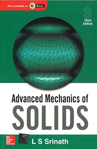 9780070139886: Advanced Mechanics Of Solids