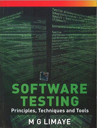 9780070139909: Software Testing