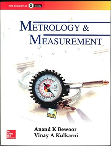 9780070140004: METROLOGY & MEASUREMENT