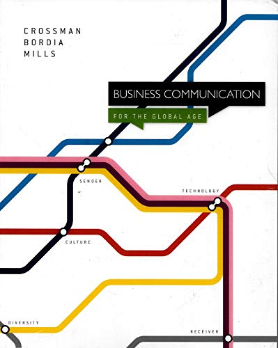 9780070140042: Business Communication for the Global Age