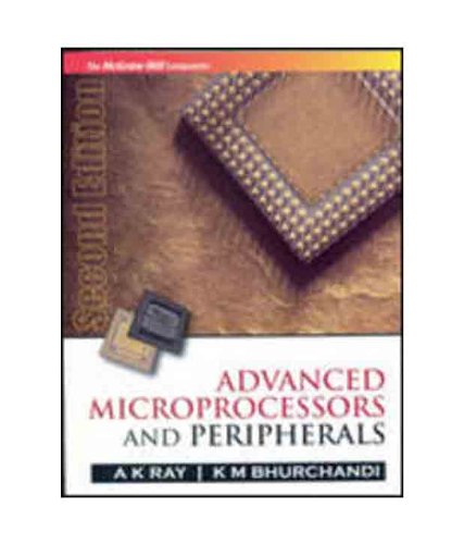 9780070140622: Advanced Microprocessors And Peripherals