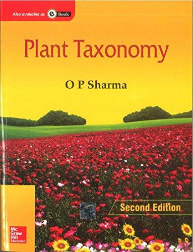 9780070141599: Plant Taxonomy, 2Ed