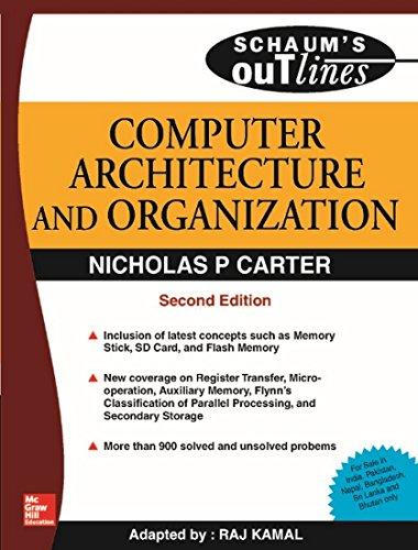 9780070141797: Computer Architecture & Organization (SIE)