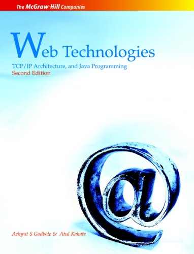 9780070142954: Web Technologies: TCP/IP Architecture and Java Programming, 2nd Edition