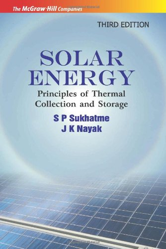 9780070142961: Solar Energy: Principles of Thermal Collection and Storage, 3e