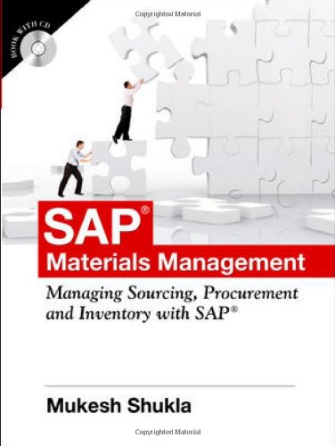 9780070144460: SAP Materials Management (With CD)