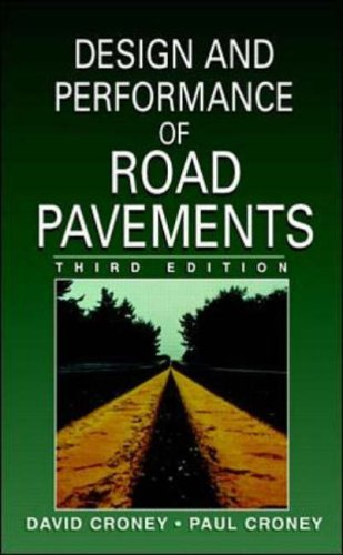 9780070144514: Design and Performance of Road Pavements