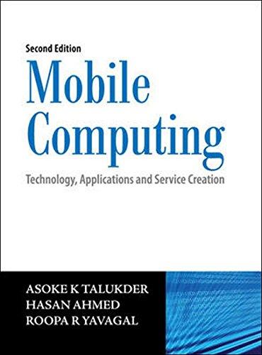 9780070144576: Mobile Computing, Second Edition