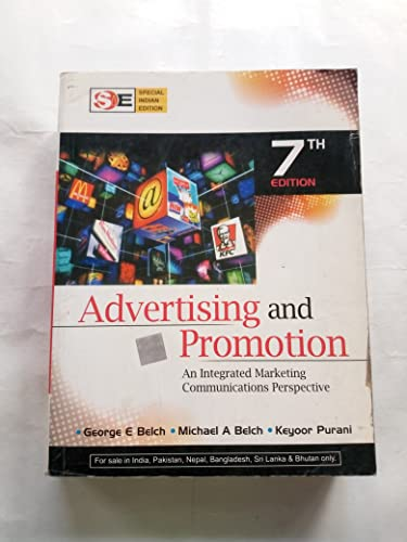 9780070144965: Advertising & Promotion
