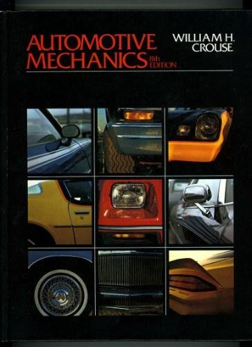 Automotive mechanics: William Harry Crouse