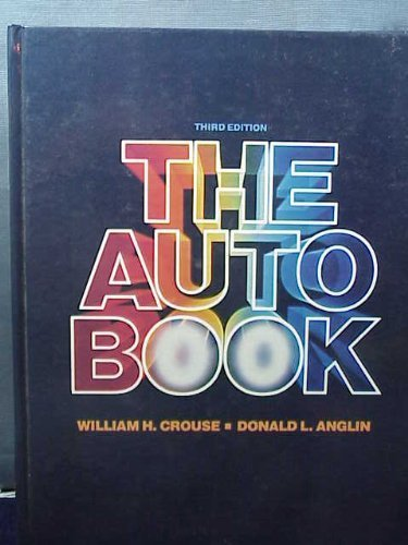 Auto Book: William Harry Crouse