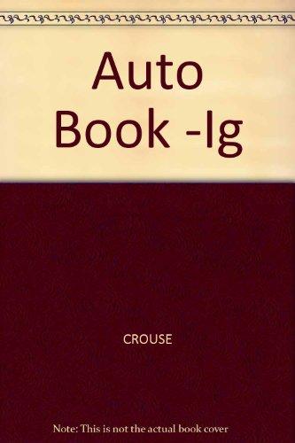 9780070145757: Auto Book -Ig