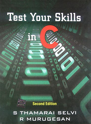 9780070145856: Test Your Skills in C