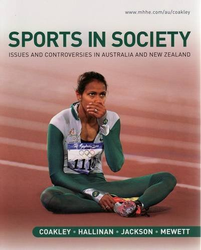 9780070145917: Sports in Society: Issues and Controversies in Australia and New Zealand