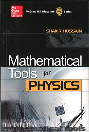 9780070146334: Mathematical Tools for Physics