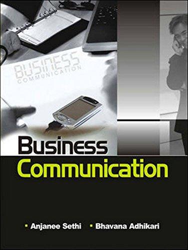 9780070146617: Business Communication
