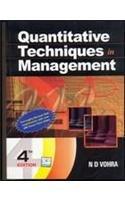 Quantitative Techniques In Management Pdf