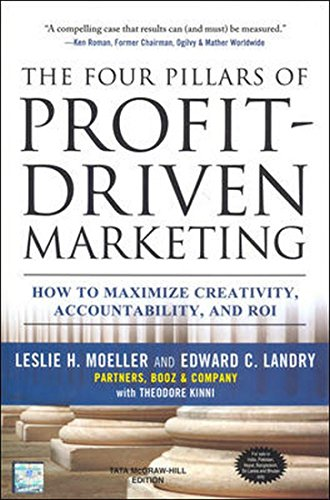 9780070147010: 4 Pillars of Profit Driven MRK 1ED