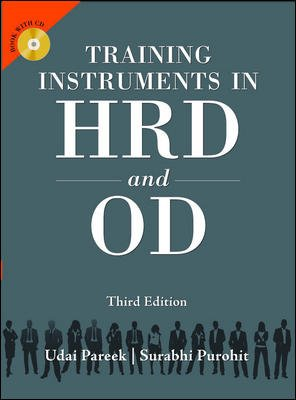 9780070147645: Training Instruments In Hrd And Od