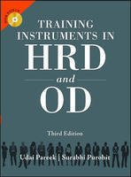 9780070147645: Training Instruments in HRD and OD (with CD)